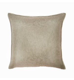 "Bedford - Nutmeg -  Pillow - 22"" x 22"""