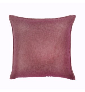 "Bedford - Rouge -  Pillow - 22"" x 22"""
