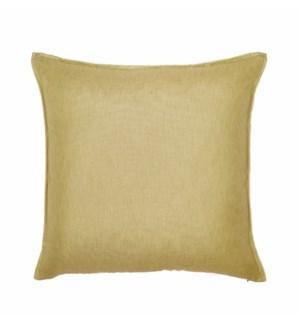 "Bedford - Straw -  Pillow - 22"" x 22"""