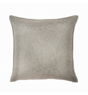 "Bedford - Thundercloud -  Pillow - 22"" x 22"""
