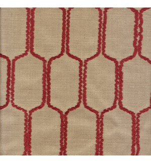 Bergama - Paprika - Fabric By the Yard