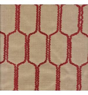 Bergama - Paprika - Last Call Fabric