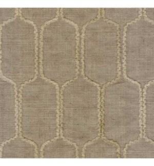 Bergama - Stone - Last Call Fabric