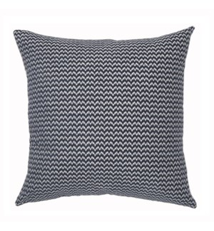 "Bergen - Indigo -  Pillow - 22"" x 22"""