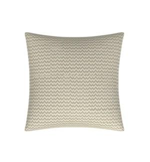 """Bergen - Platinum -  Toss Pillow - 26"""" x 26"""""""