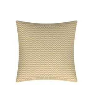 """Bergen - Taupe -  Toss Pillow - 26"""" x 26"""""""