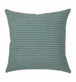 """Bergen - Whirlpool -  Pillow - 22"""" x 22"""""""