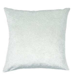 "Beroun - Glacier -  Pillow - 22"" x 22"""