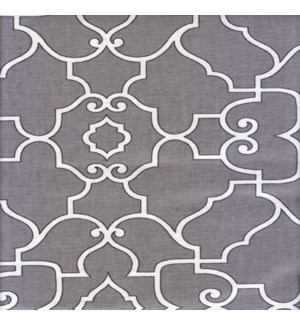 Bristow - Pewter - Last Call Fabric