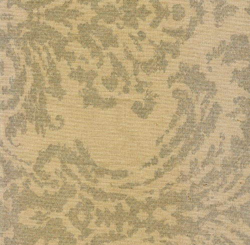 Brussels - Silver - Last Call fabric