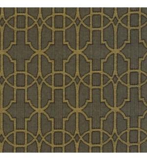 Byzantium - Anthracite - Last Call Fabric
