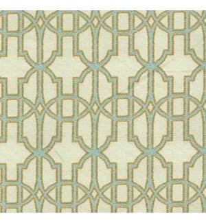 Byzantium - Blue Mist - Last Call Fabric