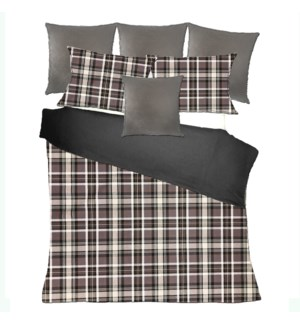Canmore - Jet Bedset - King