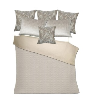 Caslav - Feather / Butler - Platinum Bedset - King