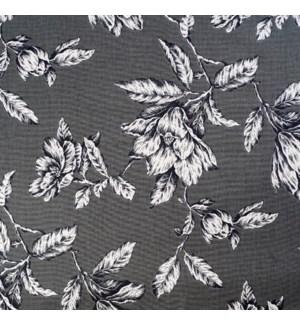 Charlotte - Graphite - Last Call Fabric