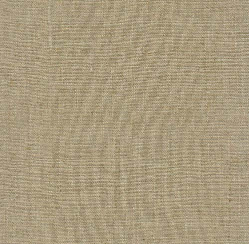 "Churchill Linen - Flax - SWATCH - 4""x8"""