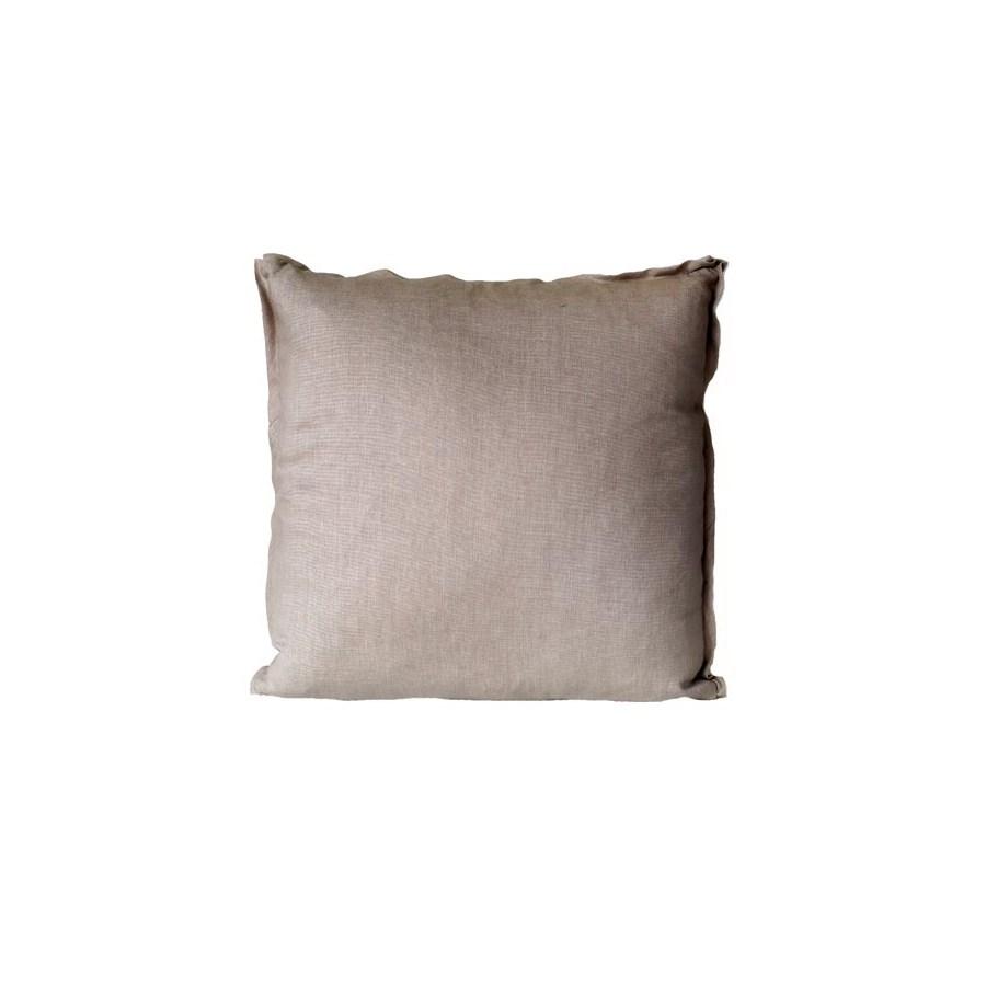 """Churchill Linen - Flax -  Pillow - 12"""" x 26"""""""