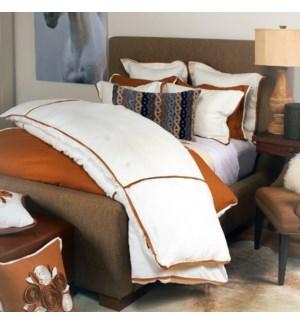 Churchill Linen - Ivory Bedding