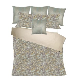 Cortina - Mist Bedset - King