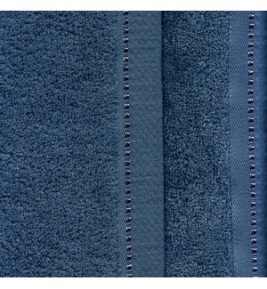 TOWELS - DIAMOND - Ceramic Blue