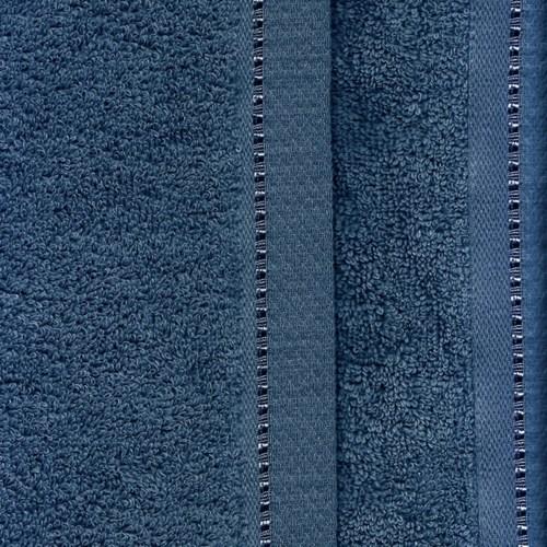 TOWELS - DIAMOND - Ceramic Blue
