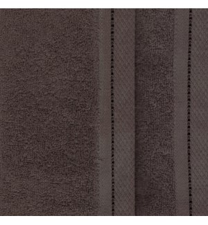 TOWELS - DIAMOND - Anthracite