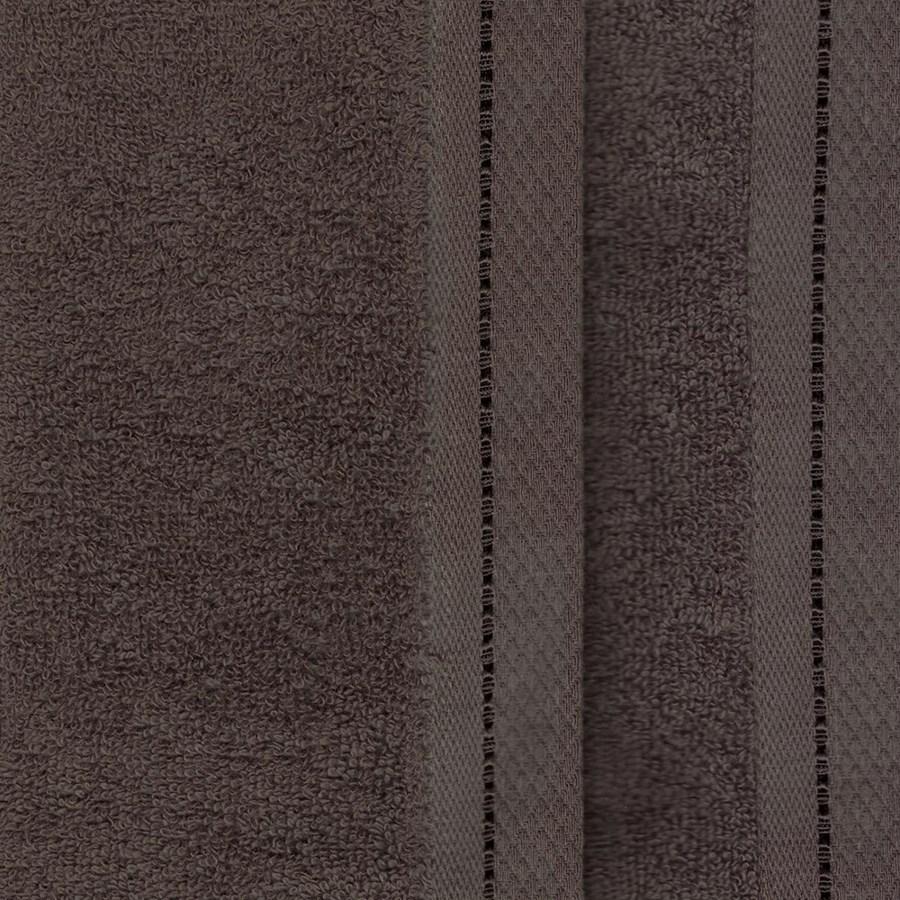 TOWELS - DIAMOND - Anthracite