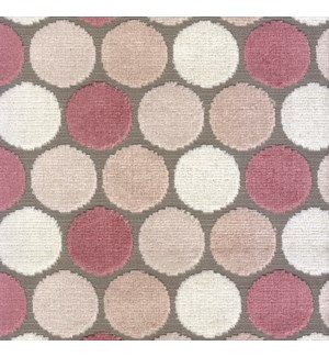 Dorset - Rosequartz - Fabric By the Yard