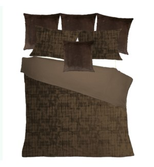 Dublin - Sable Bedset - King