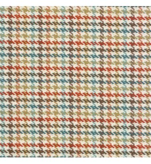 Duncan * - Terracotta - Fabric By the Yard