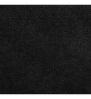 Franklin Velvet * - Black - Fabric By the Yard