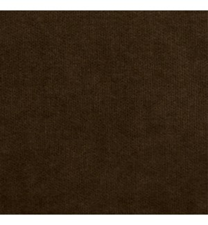 Franklin Velvet * - French Roast - Fabric By the Yard