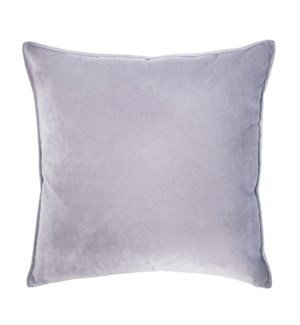 "Franklin Velvet - Crocus -  Pillow - 22"" x 22"""