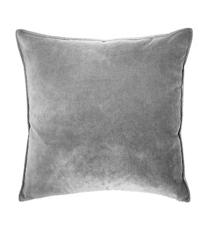 "Franklin Velvet - Cyclone -  Pillow - 22"" x 22"""