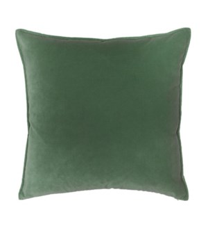 "Franklin Velvet - Elf -  Pillow - 22"" x 22"""