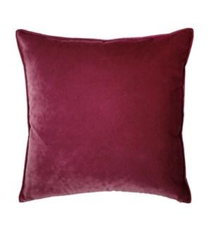 """Franklin Velvet - Galante -  Pillow - 22"""" x 22"""""""