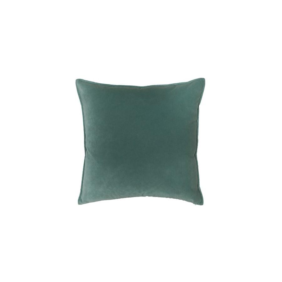 """Franklin Velvet - Whirlpool -  Pillow - 15"""" x 20"""""""