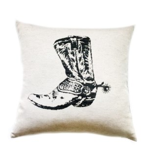 Giddy Up Pillow