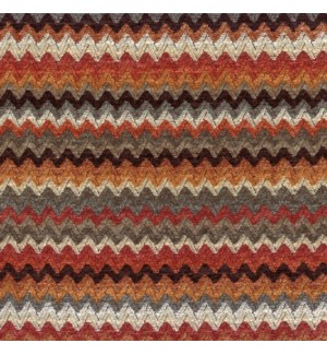 Jasper * - Terracotta - Fabric By the Yard