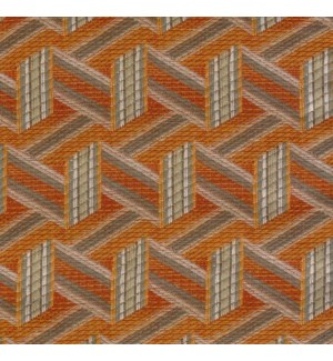 Joplin * - Terracotta - Fabric By the Yard