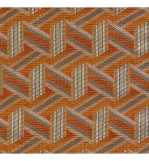 Joplin * - Terracotta - Fabric By the Yard