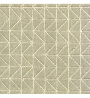 La Plata* - Chalk - Fabric By the Yard