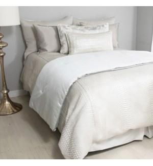 Luxor - Silver Bedding