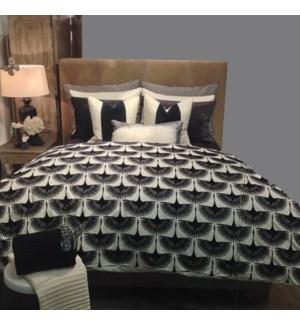 Lyon - Onyx Bedding