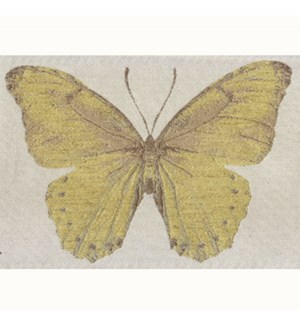 Madame Butterfly - Citrine - Fabric By the Yard
