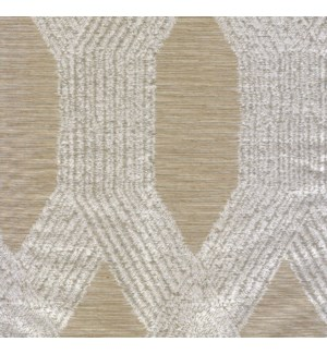 Mendon - Flax - Fabric By the Yard