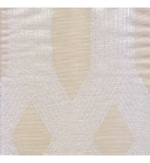 Mendon - Ivory  - Fabric By the Yard