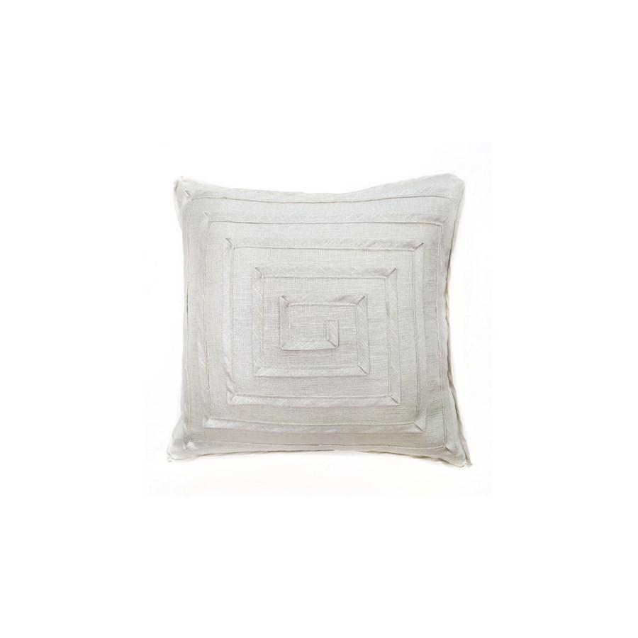 """Monte Carlo -Maze Pillow - Silver Medal - 22"""" x 22"""""""
