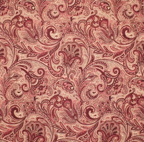 Monticello * - Chambord - Fabric By the Yard