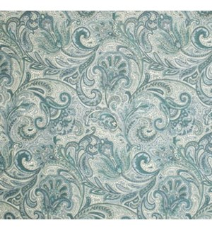 Monticello * - Danube - Fabric By the Yard